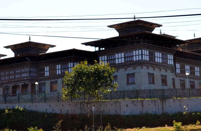 Tsirang Dzong