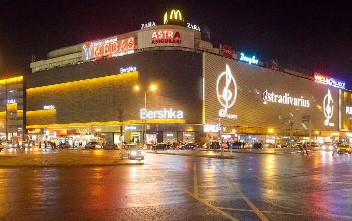 Unirea Shopping Centre