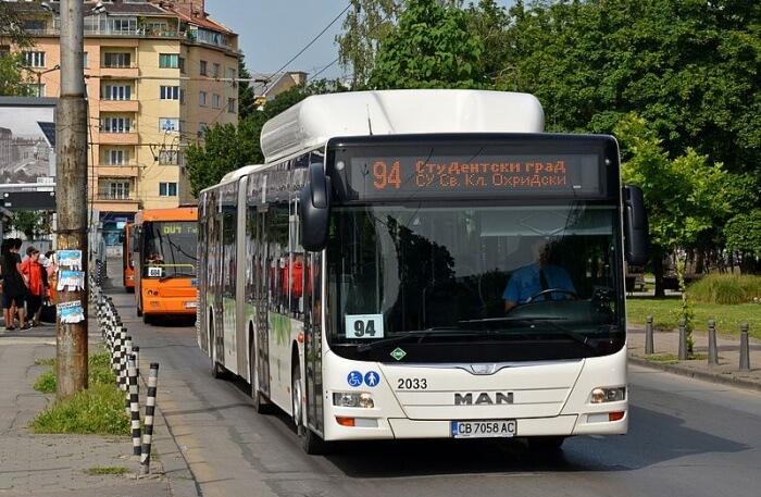 public transport Buses