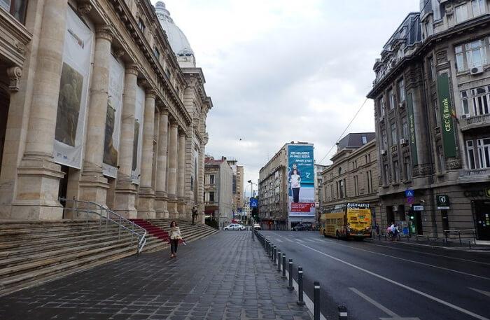 Victoriei Street