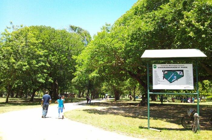 Viharamahadevi-Park