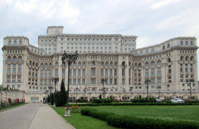 Visit The Palace Of Parliament