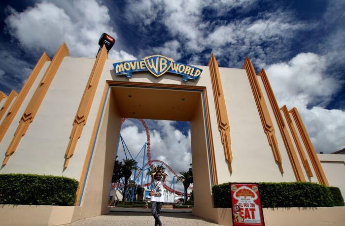 Visit Warner Bros Movie World