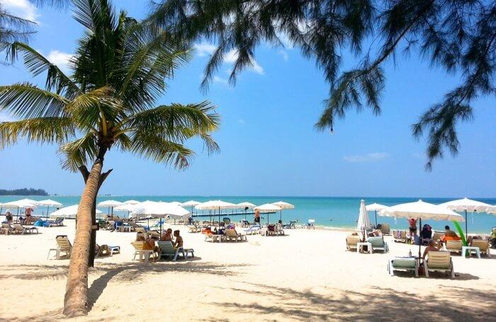 Visit White Sand Beaches