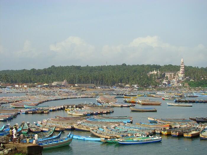 port in vizhinjam