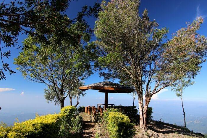 Landscape Pavilion Sri Lanka Holiday Nature