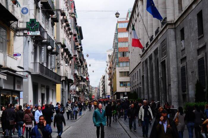 Why Visit Naples In April?