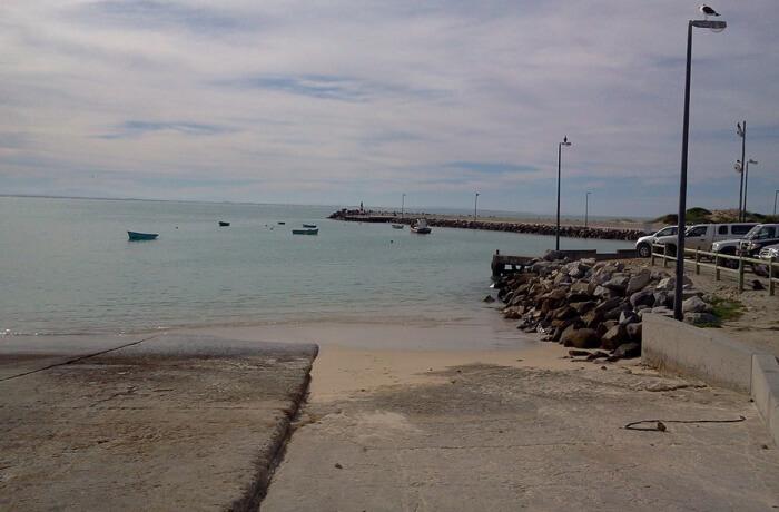 Witsand Beach