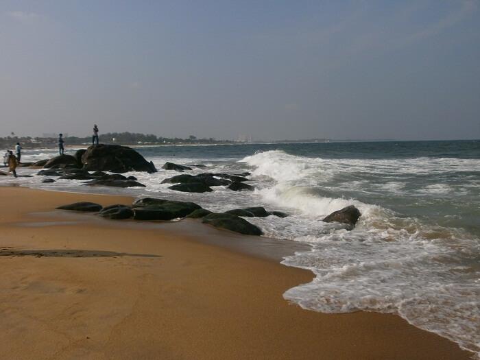 ashoka beach kovalam