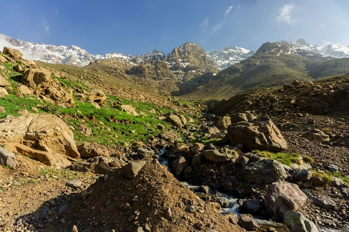 cost and duration Toubkal circuit