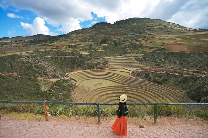 Amazing Moray Inca Ruin