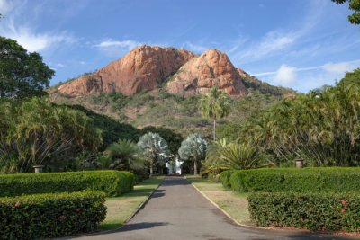 Mountains in Townsville