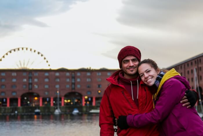 romantic places in liverpool