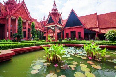 war museum cambodia - cover