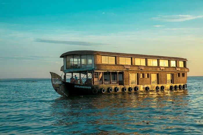 Tharangini boat