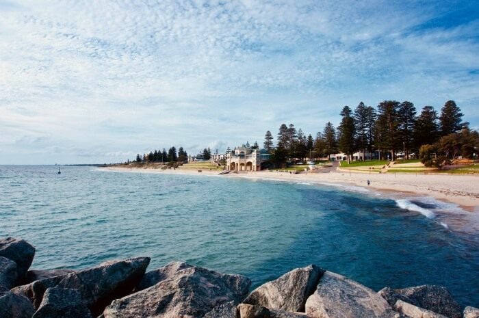 About Cottesloe Beach