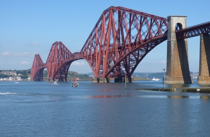 About Forth Bridge
