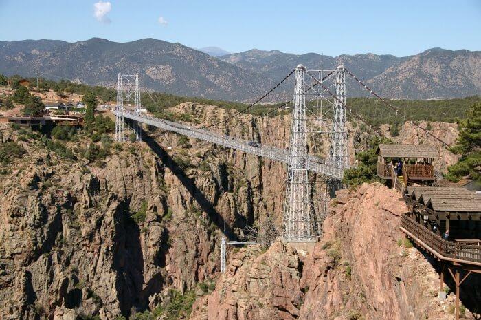About Royal Gorge Bridge