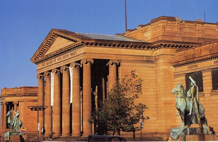 About The Art Gallery Of New South Wales