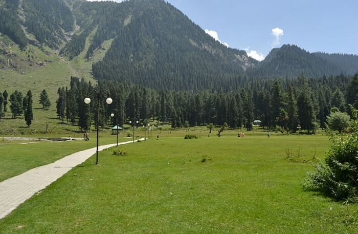 Betaab Valley View