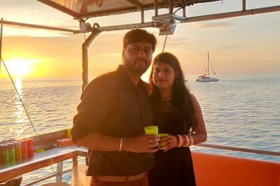 cover - Anurag's Romantic trip to Langkawi