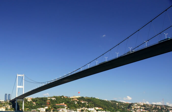 Bosphorus Bridge Statistics & Facts