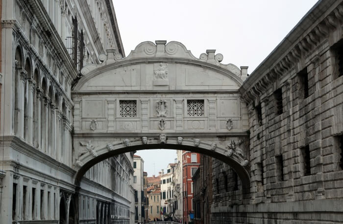 Bridge Of Sighs History