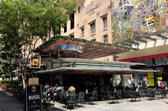 Brisbane Queen Street Mall