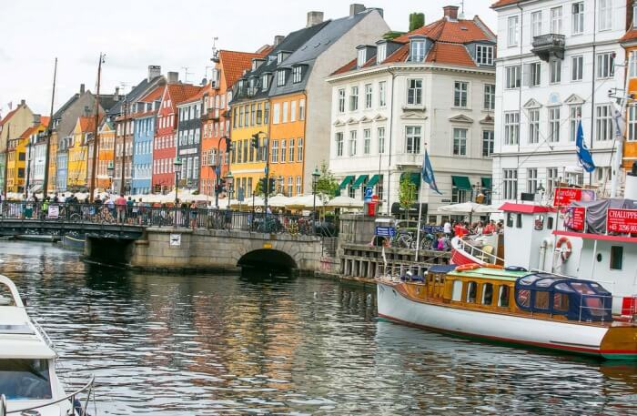 Canal Cruise From Nyhavn Or Ved Stranden