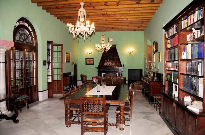 Casa Palacio siglo XVIII