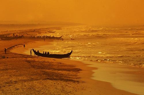 Chowara Village & Beach