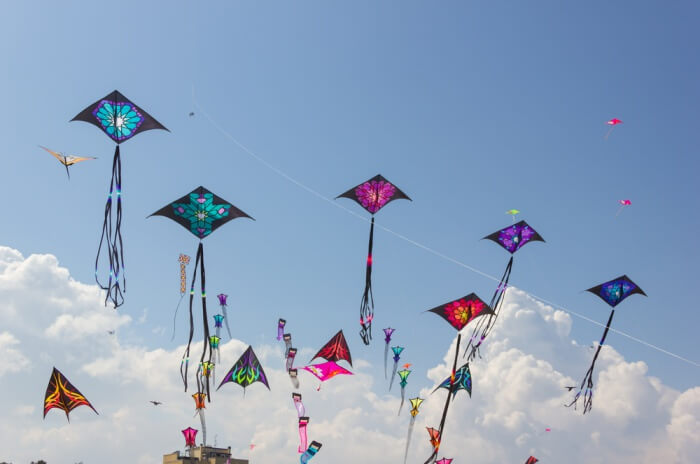 Clontarf Redcliffe KiteFest