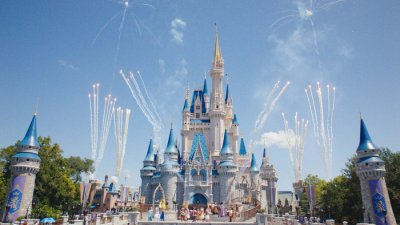 Walt Disney World in USA