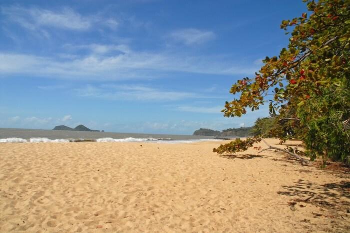 famous beach in Australia