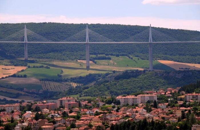 Facts About Millau Viaduct Bridge