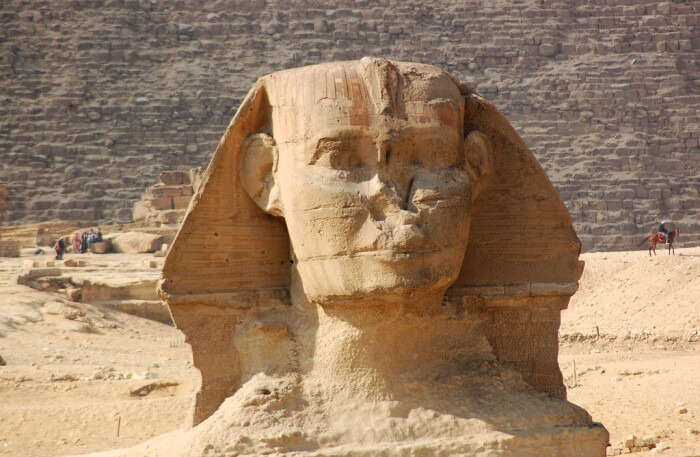 Facts About The Great Sphinx Of Giza