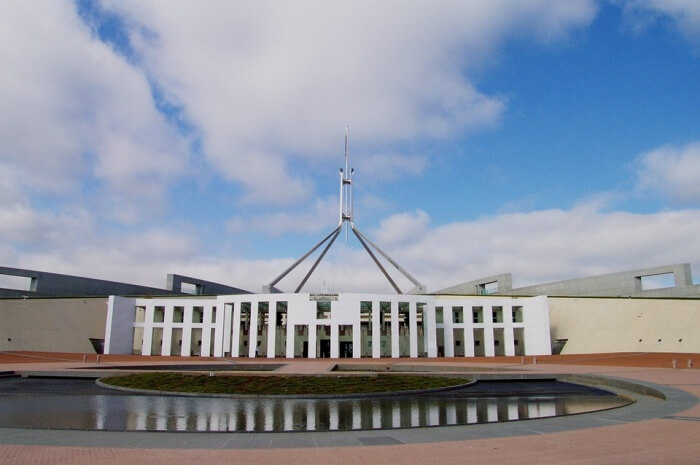 From Canberra