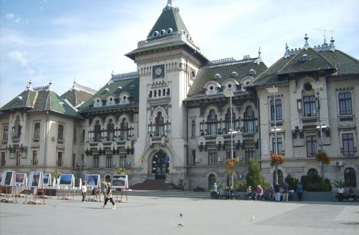 Go On Shopping At Prefecture Square Craiova
