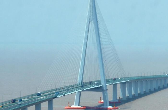 Hangzhou Bay Bridge Facts