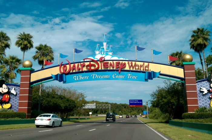 How To Reach Walt Disney World Resort