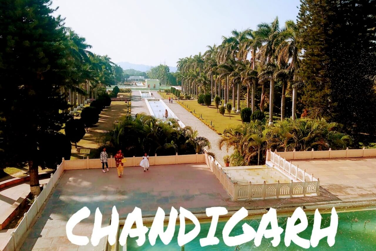 Chandigarh Pinjore Garden