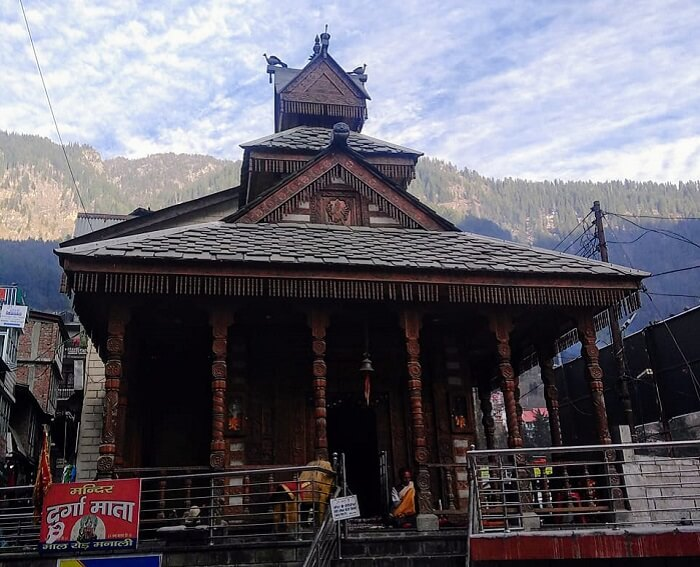 visited Hadimba devi temple