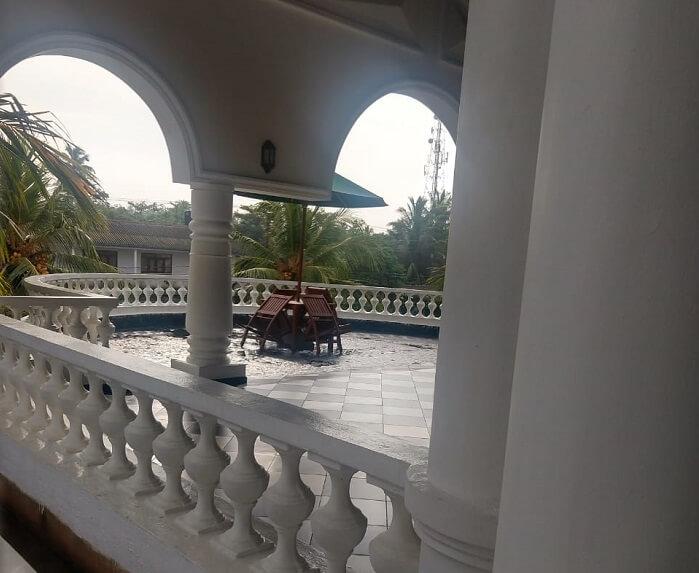 joe' resort in bentota