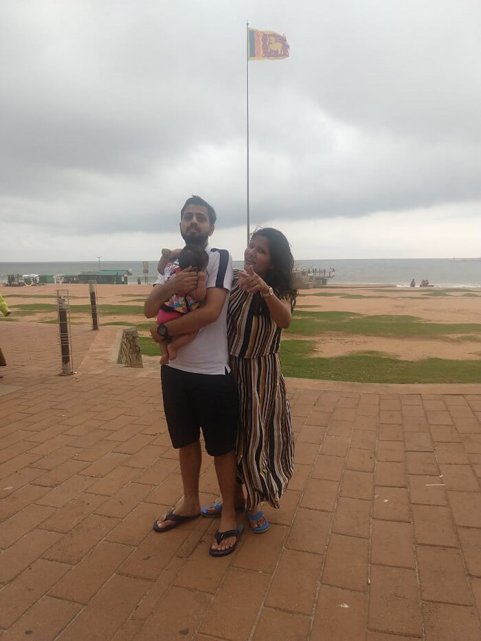 day outing in colombo