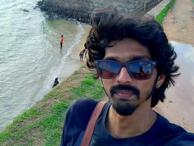 cover - solo trip to sri lanka
