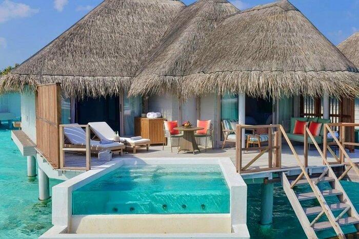 Kanuhura Resort in Maldives