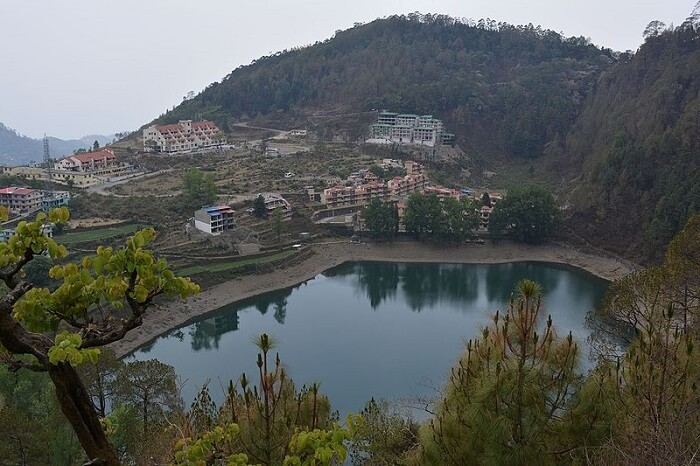lake of Khurpatal