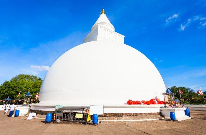 Kiri Vehera Buddhist Stupa