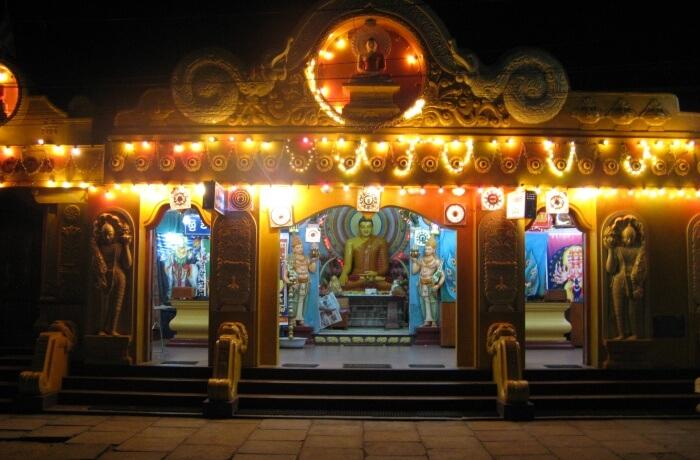 Maha Devale Shrine