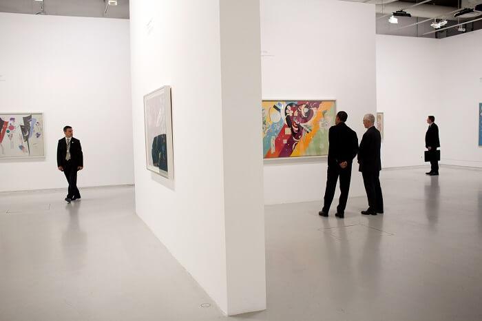 Musée National d'Art Moderne in France